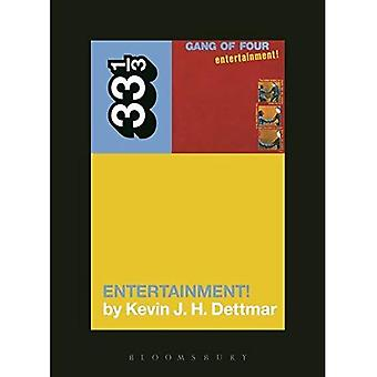Gang of Four's Entertainment! (33 1/3)