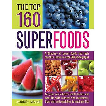 The Top 160 Superfoods