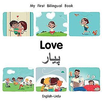 My First Bilingual Book-Love (English-Urdu) (My� First Bilingual Book) [Board book]