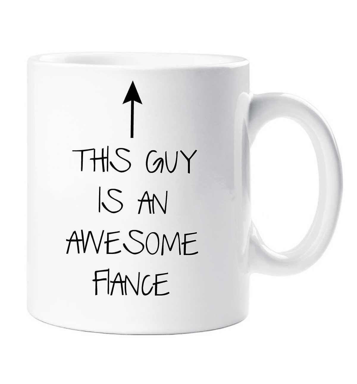Génial Un Ce Fiancé Est Mec Mug nOPk80w