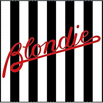 Blondie parallel Lines steel fridge magnet       (ro)