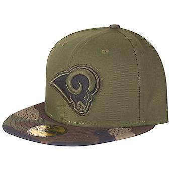 New era 59Fifty fitted cap - NFL FOUR STARS Los Angeles Rams