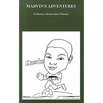 Marvins avventure di Whitaker & Marsha Jones