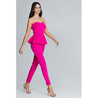FIGL ladies of suits Fuchsia