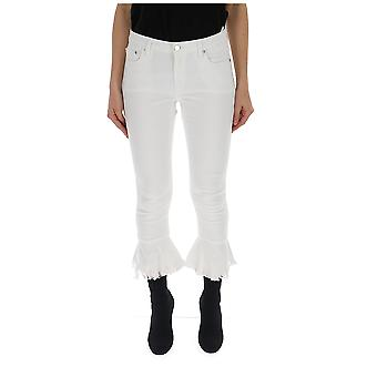 Michael Kors White Denim Jeans