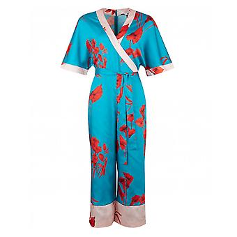Ted Baker Fantasia Wrap Jumpsuit