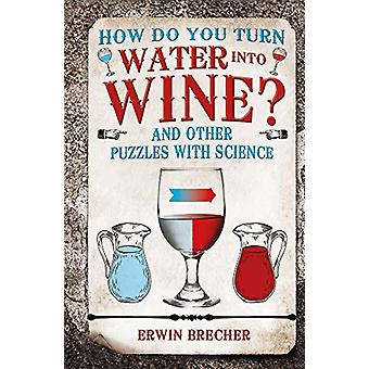 How Do You Turn Water into Wine? by Erwin Brecher - 9781787390539 Book