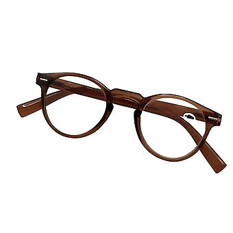 DUGA reading glasses Brown 3.50