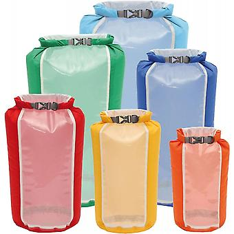 Exped Fold Drybag Clear vista grande