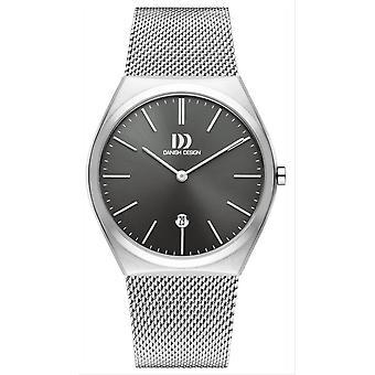 Danese design Tidlos Tasinge grande orologio-grigio