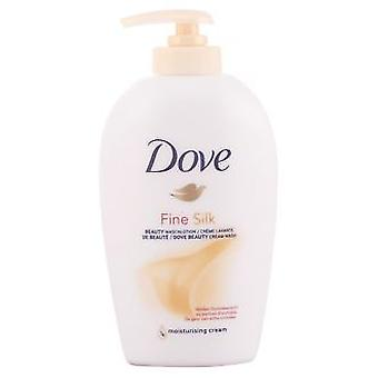Dove Fine Silk Hand Wash 250 ml (Hygiene and health , Shower and bath gel , Hand soap)