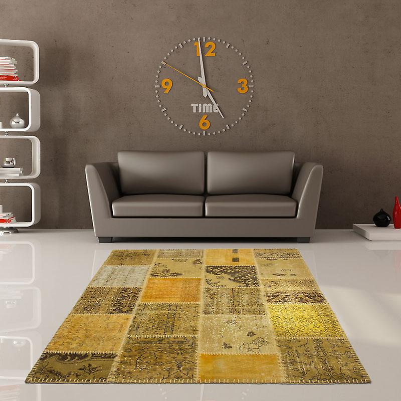 Tapis - pêle-mêle Patchwork - 560 or