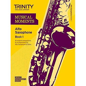 Musical Moments Alto Saxophone - Book 1 by Trinity College London - 97