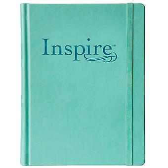 Inspire Bible NLT - The Bible for Creative Journaling - 9781496413741