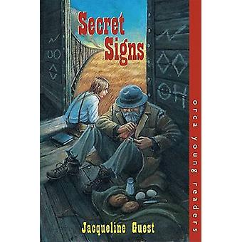 Secret Signs by Jacqueline Guest - 9781551435992 Book