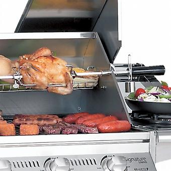 Mains Powered Beefeater 5 Burner BBQ Rotisserie