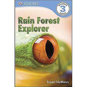 Rain Forest Explorer (DK Readers: Level 3)