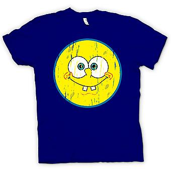 Womens T-shirt - Smiley-Gesicht - SpongeBob