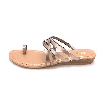 Bar III Womens Vanita Open Toe Casual Slide Sandals