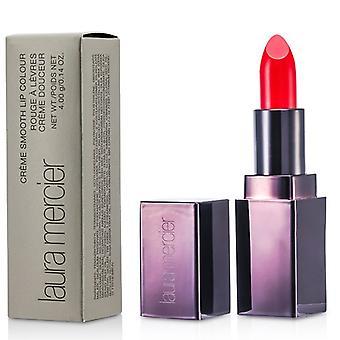 Laura Mercier Creme lisse couleur pour les lèvres - # Haute rouge 4g / 0.14 oz