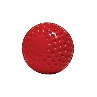 Gunn & Moore Cricket Bowling Machine Ball Red Hard PVC Training Bucket Of 24