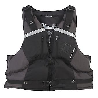 Stearns 2000007016 Charcoal panache Paddlesports rednings vest, XX-Large