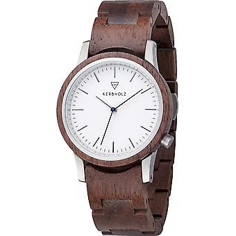 Kerbwood - Wristwatch - Unisex - Wilma - 4251240410005