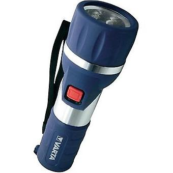 LED Torch Varta Day Light 2 D battery-powered
