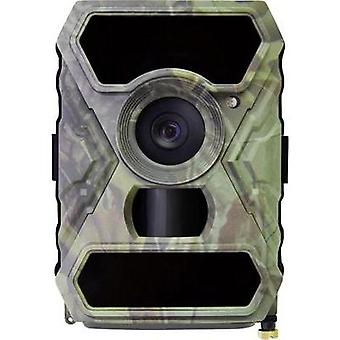 Wildlife camera Berger & Schröter X-Trail 3.0 FullHD 12 MPix Black LEDs, Audio recording Camouflage