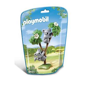 Playmobil 6654 Family Koalas