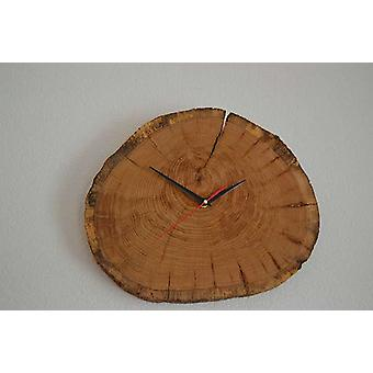 Wood wall clock made in Austria tree clock