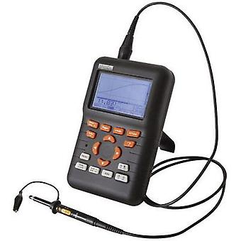 Handheld (scope-meter) Velleman HPS50 12 MHz 1-channel 5 null 8 Bit Digital storage (DSO), Handheld
