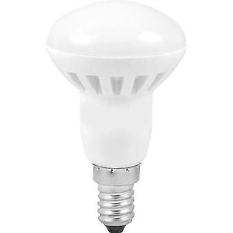 LED E14 Reflector 5.5 W = 29 W Warm white (Ø x L) 50 mm x 86 mm EEC: A Müller Licht dimmable 1 pc(s)