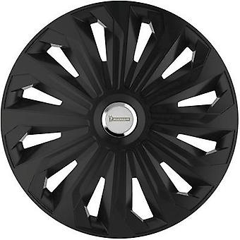 Wheel trims Michelin Enjoliveur Fabienne noir R13 R13 Black (matt) 4 pc(s)