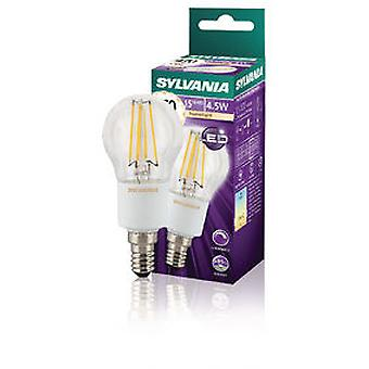 Sylvania Ball Led Filament Bulb 470Lm Dimmable E14 S