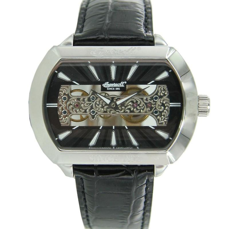 Ingersoll clock Men watch Portland IN7907BK Limited Edition