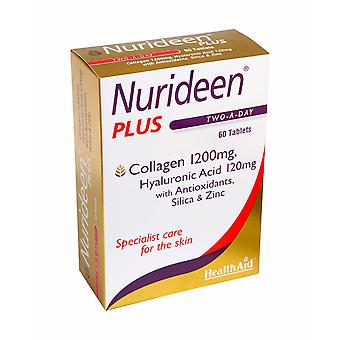 Health Aid, Nurideen PLUS Blister Pack, Tablets 60's