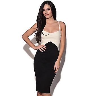 Vesper Lucy Colour Block Dress