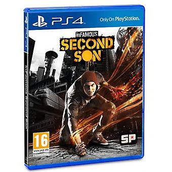 Sony Infamous Second Son Ps4 (Brinquedos , Multimédia E Eletrónicos , Video-Jogos)