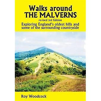 Walks around the Malverns (Paperback) by Woodcock Roy