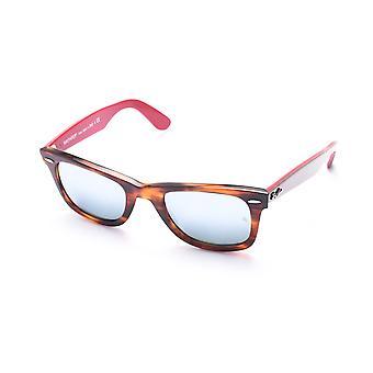 Ray-Ban Original Wayfarer Bicolor Sunglasses Tortoise/Taupe/Pink