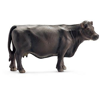 Schleich Vaca Black Angus (Toys , Dolls And Accesories , Miniature Toys , Animals)