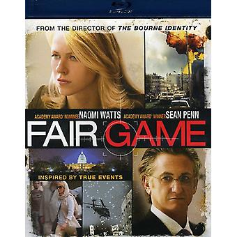 Fair Game [BLU-RAY] USA import