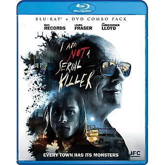 Ja nie jestem importu USA seryjny morderca [Blu-ray]