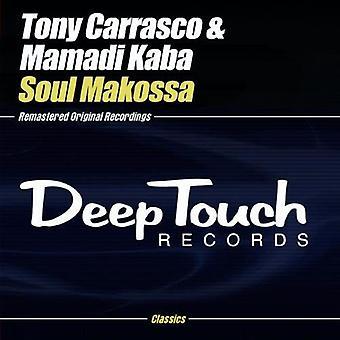 Tony Carrasco & Mamadi Kaba - Soul Makossa [CD] USA import