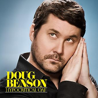 Doug Benson - hyklerisk Oaf [CD] USA import