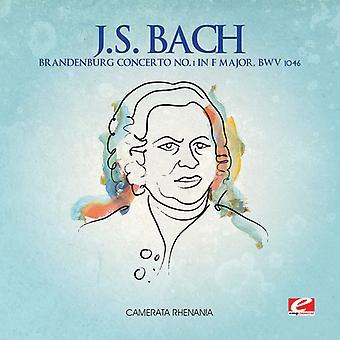 JS バッハ - バッハ: ブランデンブルク協奏曲第 1 ヘ長調 Bwv 1046 [CD] USA 輸入