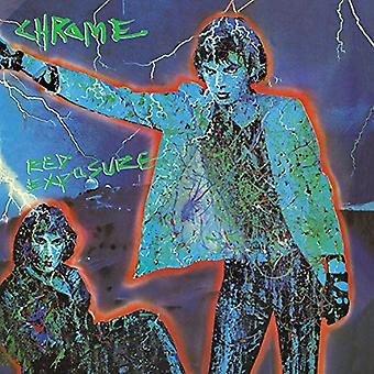 Chrome - Red Exposure [Vinyl] USA import