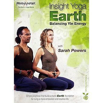 Pranamaya Insight Yoga Earth: Balancing Yin Energy [DVD] USA import