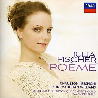 Julia Fischer - Po Me [CD] USA import